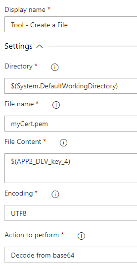 Azure DevOps configuation 4