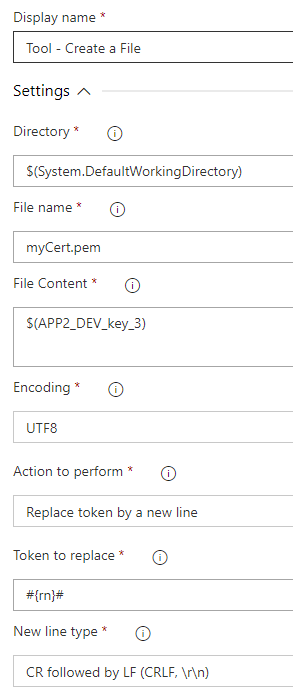 Azure DevOps configuation 3