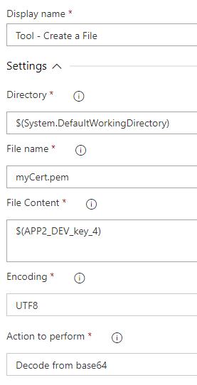 Azure DevOps configuation 4